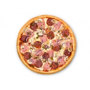 Пицца Баварская 28 см.