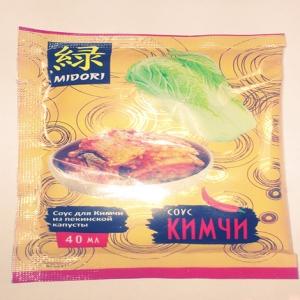 "Соус ""Кимчи"" 40 грамм"