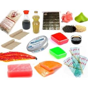 Полуфабрикаты для приготовления суши
