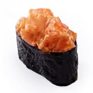 Спайс с лососем