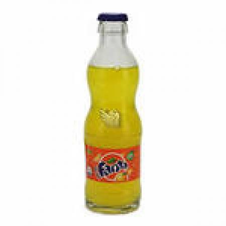 Фанта-апельсин 0,25 л