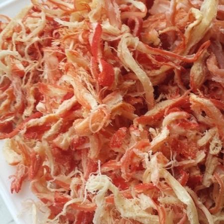 Мясо кальмара 100 гр