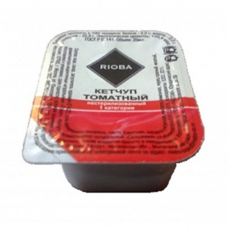 Соус кетчуп 25 гр.